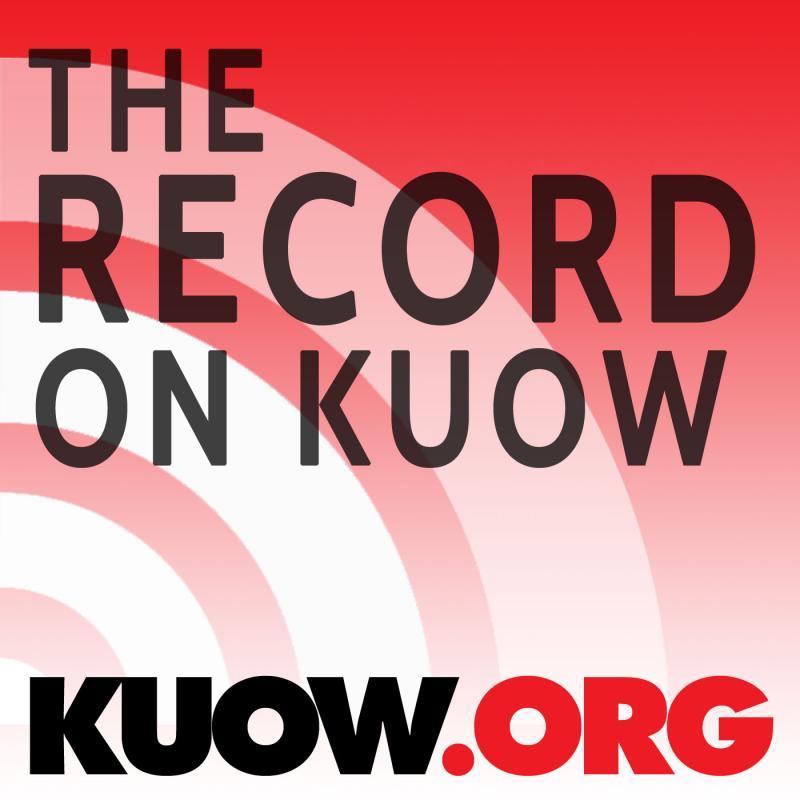 KUOW_Record-logo